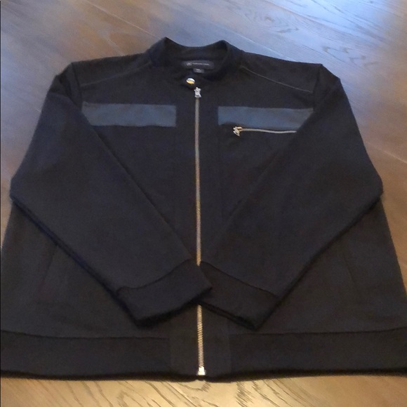 INC International Concepts Jackets & Blazers - Awesome INC Black Jacket XL Excellent Condition LN